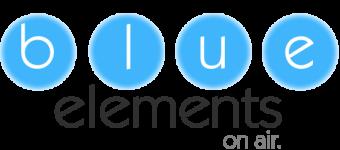 blue elements logo